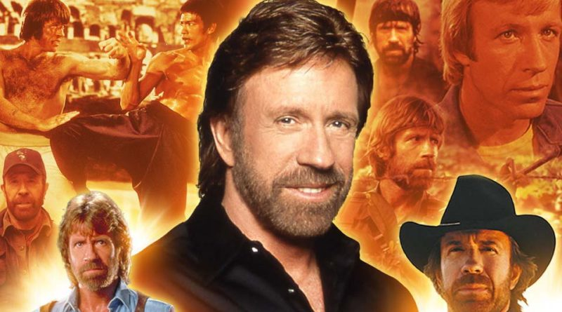 Võitmatu Chuck Norris