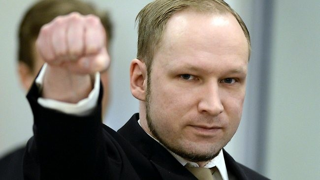 Anders Breivik – hull, kes seljatas Norra kohtu