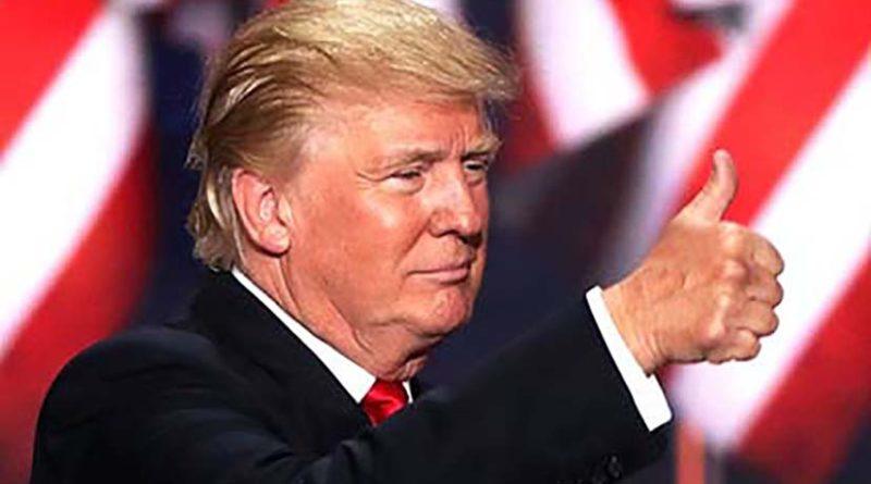 Donald Trump – äris edukas, kuid presidendina põrunud