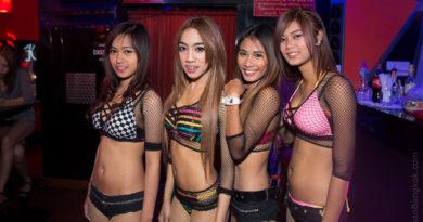 Bangkoki ja Pattaya kuumad ööd