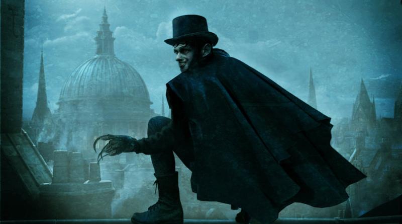 Kui Vedrukonts-Jack külvas Londonis õudust