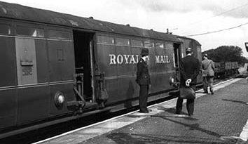 Ajaloo kuulsaim postirongirööv