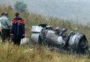 Piloodid hukutavad äikesetormi ajal Tu-154 (22. august 2006)