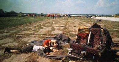 DC-10 surmasalto 19. juulil 1989