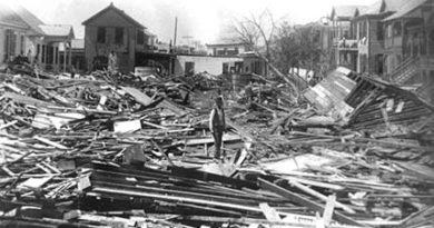 Galvestoni hurrikaan 1900