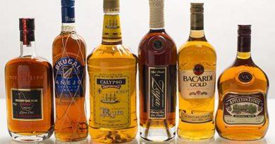 Mõnede alkohoolsete jookide hinnad Lätis Valkas