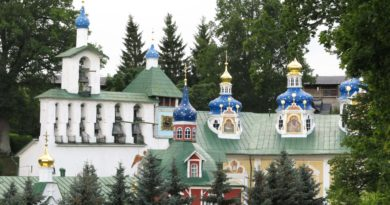 Petseri klooster (ainult galerii)