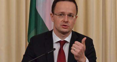 "Ungari välisminister Peter Szijjarto: ""Terrorismiga ei pea harjuma!"""