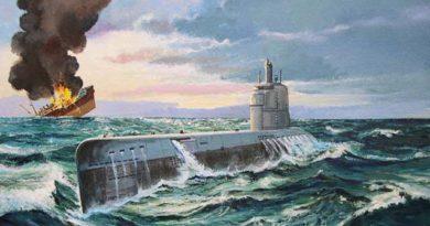 Allveelaev – nähtamatu vaenlane