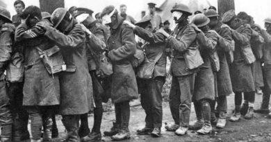 Gaas! Gaas! Mürkgaaside kasutamisest Esimeses maailmasõjas