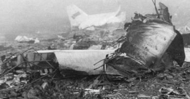 Lennuõnnetused 1950–1959