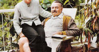 Ernest Hemingway – elu nagu seiklus