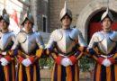 Šveitsi kaardiväelased Vatikanis on täitsa pandavad poisid!
