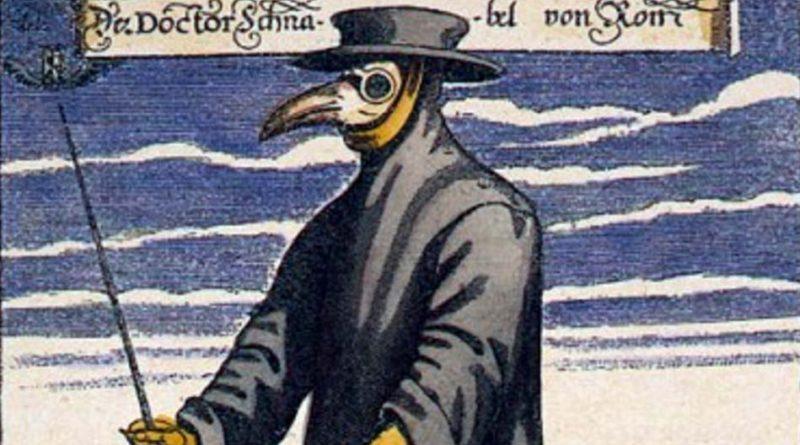 Must surm – katku ajaloost