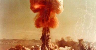 """Aatomipommi katsetus koodnimega """"Snežok"""" ehk NSVL valitsuse suurim kuritegu oma rahva vastu"""