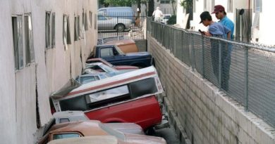 Northridge'i maavärin, USA 1994