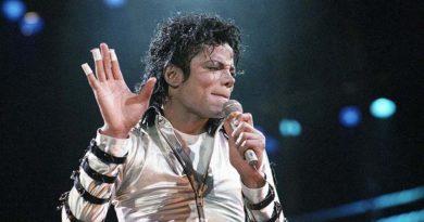 Michael Jacksoni hüljatud lustipoiste hala