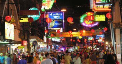 Pattaya – maailma suurim vabaõhulõbumaja (galerii)