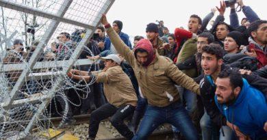 Euroopa on asunud hoogsalt iseennast hävitama