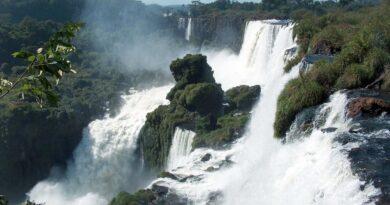 Iguassu joastik (Brasiilia/Argentiina)