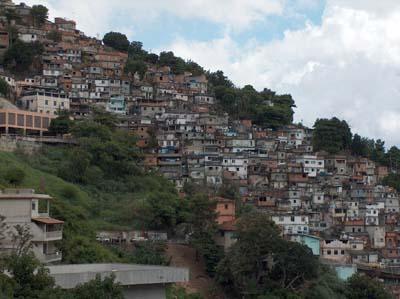 © Rio de Janeiro, vaeste linnaosa
