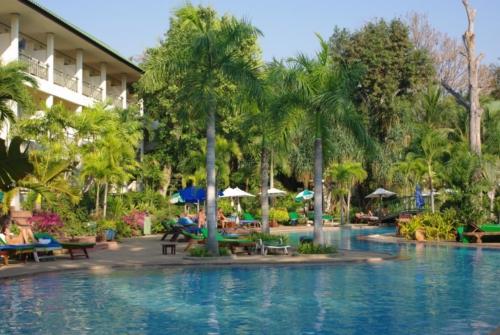 ©Hotell Green Park Resort