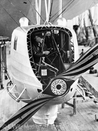 LZ-127-Graf-Zeppelini mootor