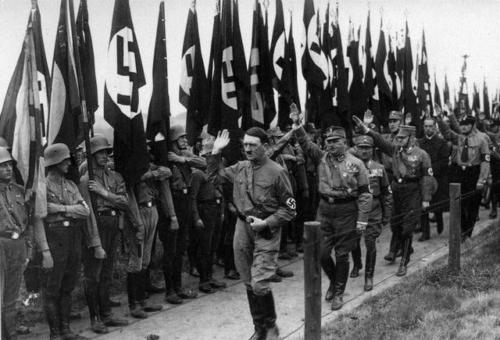 18. okt. 1931 Hitler Braunschweigis