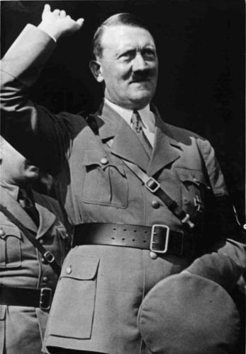 1934 09 08 - Hitler Nürnberg