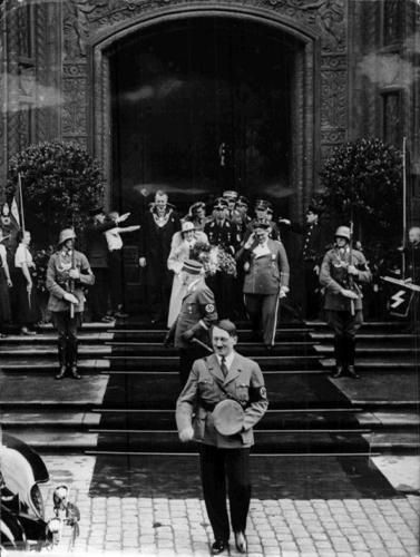 10. apr. 1935 Hermann Göringi pulmad
