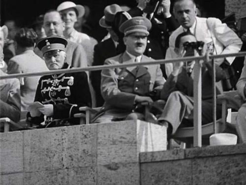 1936 08 01 Berliini suveolümpiamängude avamine