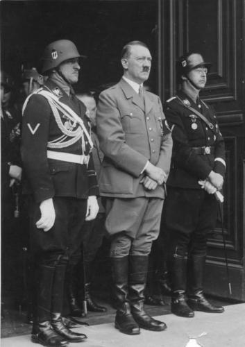 20. apr. 1937 Hitleri 47. sünnipäev