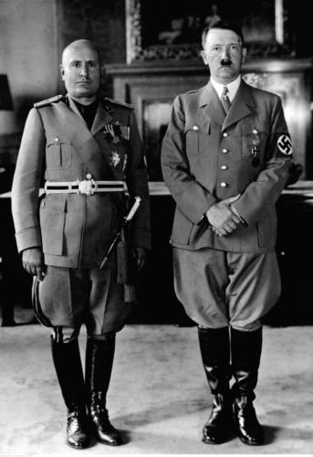 29. sept. 1937 Mussolini ja Hitler