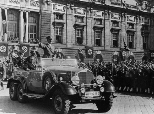 15. märts 1938 Hitler Viinis