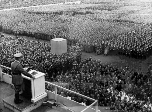 6. nov. 1938 Gautreffen Weimaris