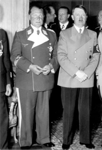 12. jaan. 1939 Göring ja Hitler