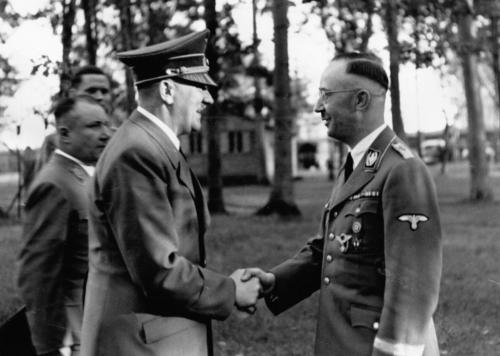 7. okt. 1943 Himmler saab 43-aastaseks