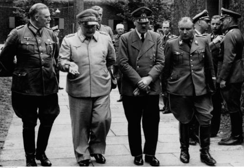 20. juuli 1944 Hitler pärast atentaati
