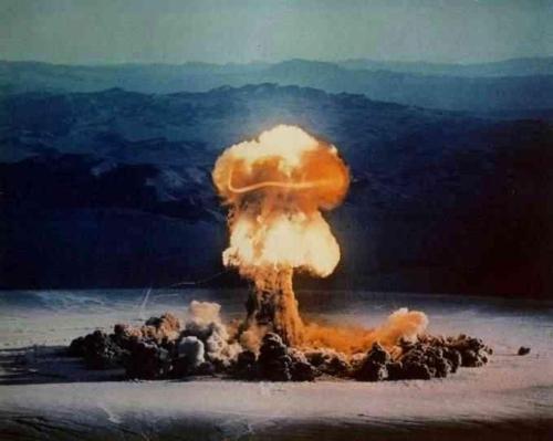 24-6-57. Tuumamürsu plahvatus