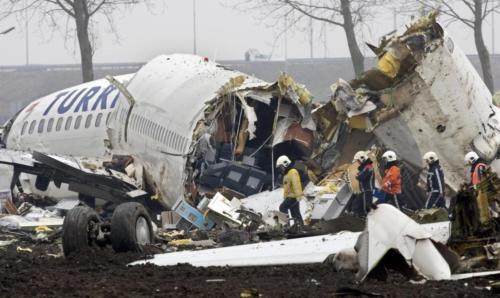 Türgi Boeing 737-43 25-02-2009