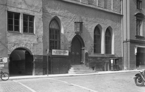 Praegune ajaloomuuseum Pikal tänaval
