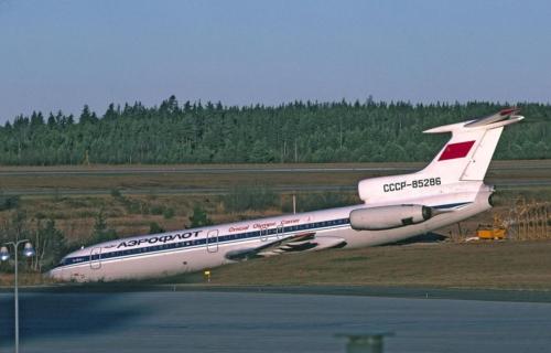 Tiu-154 Arlanda nov-1978