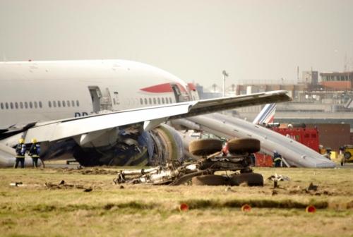 Boeing 777 17-01-2008