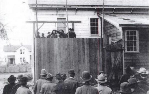 Coleman Gillespie hukkamine