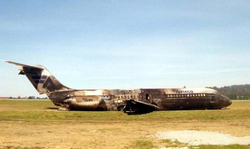 DC-9 21-03-1994