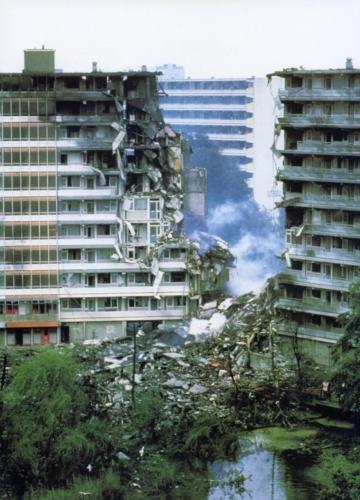 EL AL 04-10-1992. Amsterdam