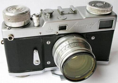 Fotoaparaat Leningrad
