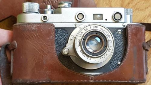 Fotoaparaat Zorki