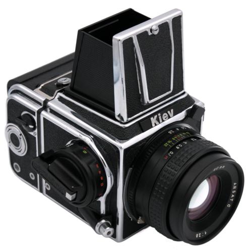 Fotoaparaat-monstrum Kiev 88CMt