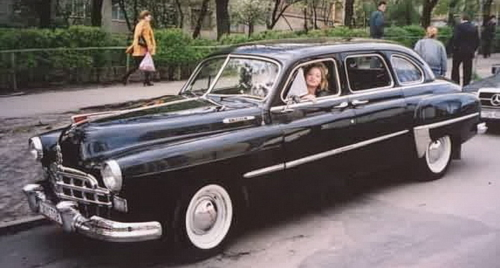 GAZ-12 ZIM